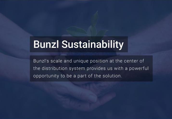 Bunzl Sustainability