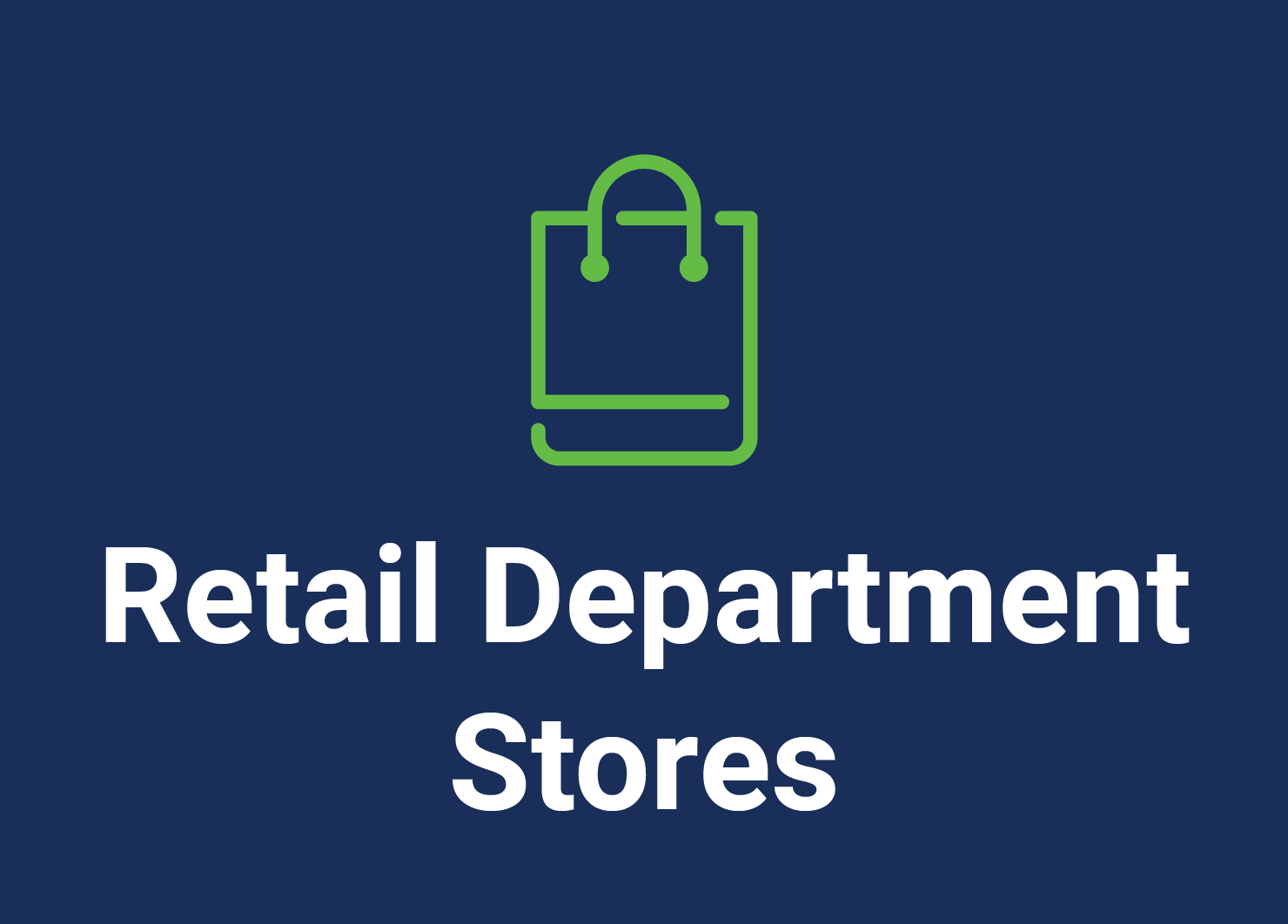 Retail Department Stores
