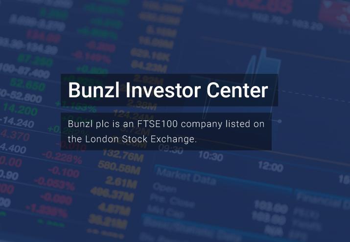 Bunzl Investor Center