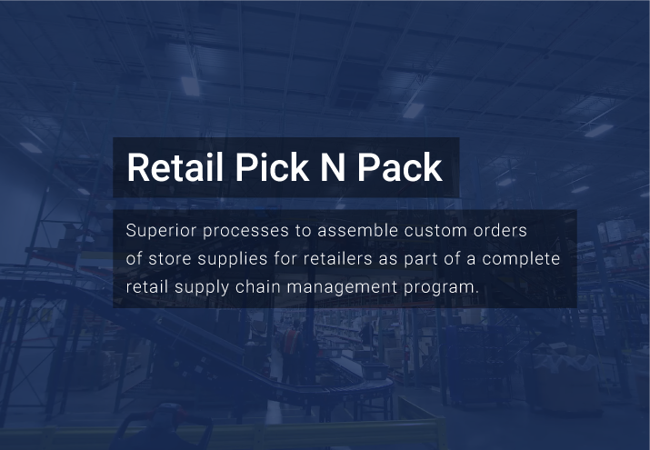 Bunzl Retail Pick N Pack