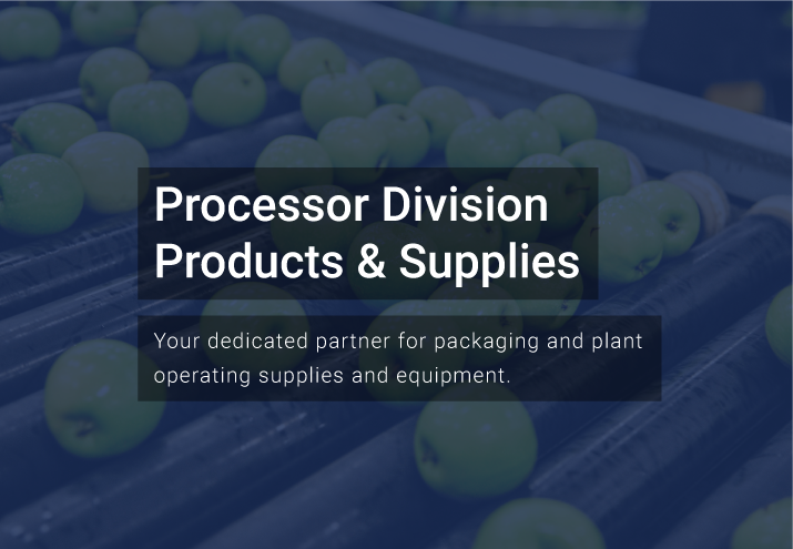 Bunzl ProcessorDivision Products and Supplies