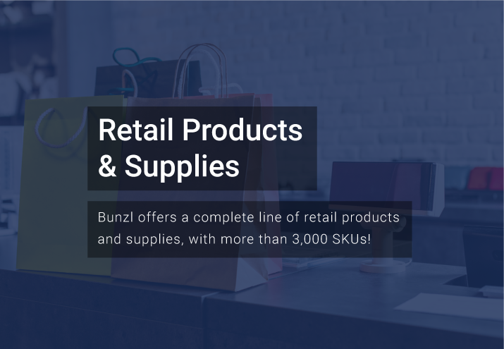 Bunzl Retail Products and Supplies