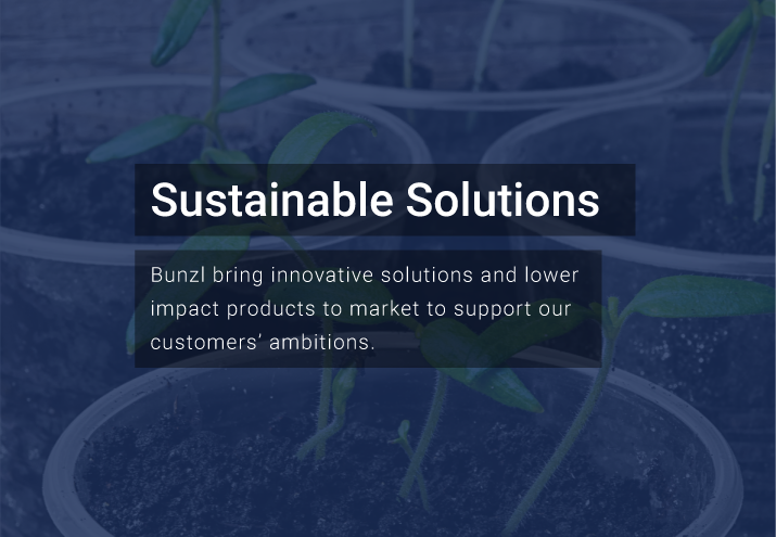 Bunzl Sustainable Solutions
